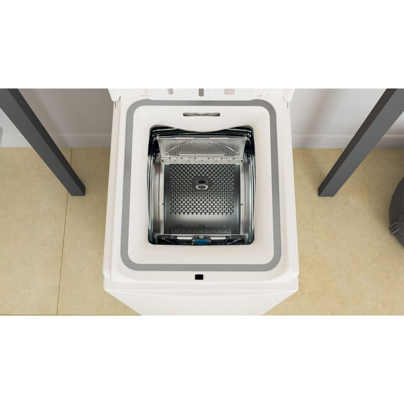 Whirlpool-Lavabiancheria-A-libera-installazione-TDLR-6230L-IT-N-Bianco-Carica-dall-altro-D-Drum