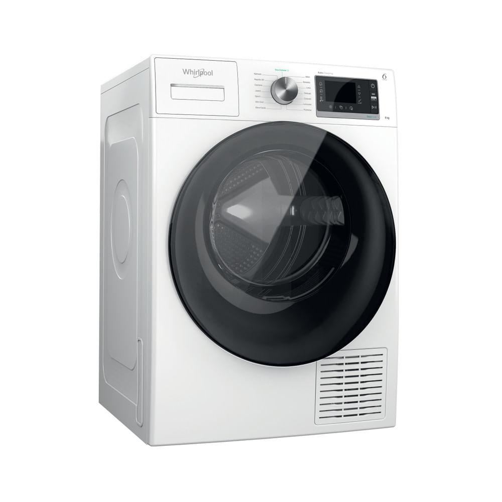 Whirlpool Asciugatrice a libera installazione W6 D94WB IT : guarda le specifiche e scopri le funzioni innovative degli elettrodomestici per casa e famiglia.