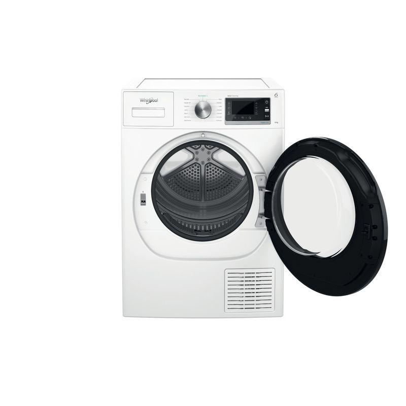 Whirlpool-Asciugabiancheria-W6-D94WB-IT-Bianco-Frontal-open