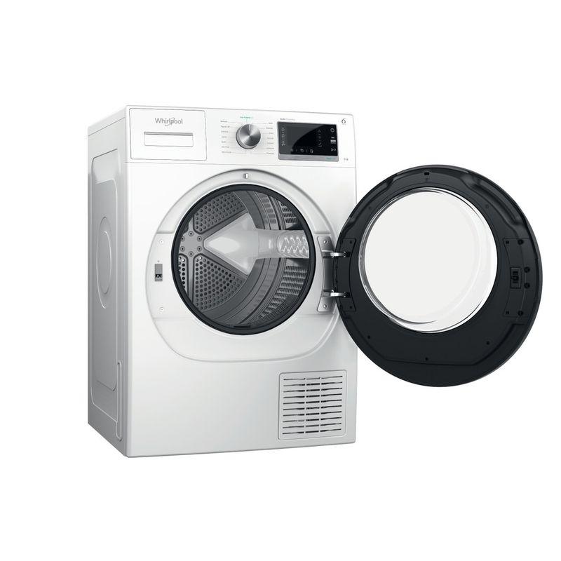 Whirlpool-Asciugabiancheria-W6-D94WB-IT-Bianco-Perspective-open