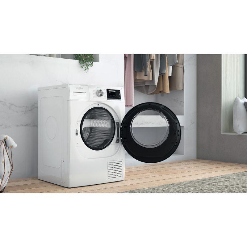Whirlpool-Asciugabiancheria-W6-D94WB-IT-Bianco-Lifestyle-perspective-open
