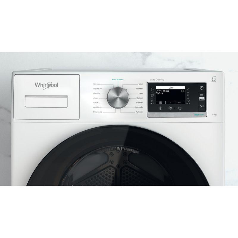 Whirlpool-Asciugabiancheria-W6-D94WB-IT-Bianco-Lifestyle-control-panel