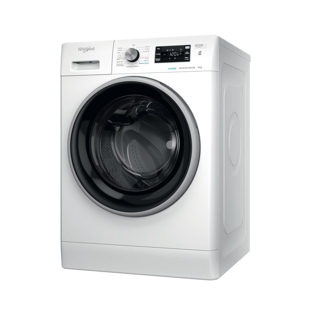 Whirlpool Lavatrice a libera installazione FFB R8529 BSV IT : guarda le specifiche e scopri le funzioni innovative degli elettrodomestici per casa e famiglia.