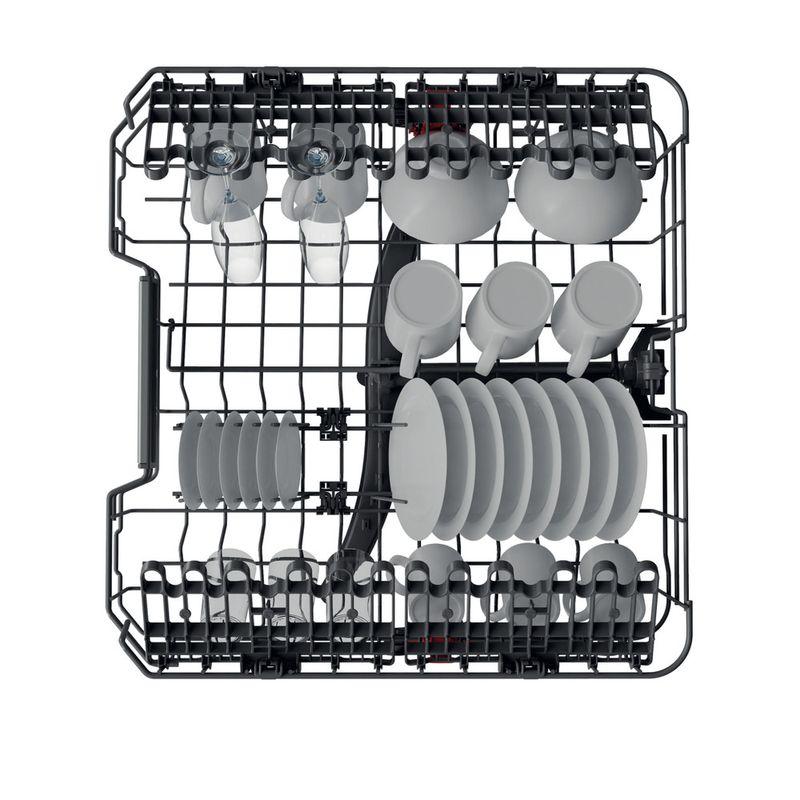 Whirlpool-Lavastoviglie-Da-incasso-WIO-3O540-PELG-Totalmente-integrato-B-Rack